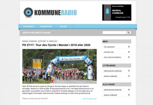 Kommuneradio